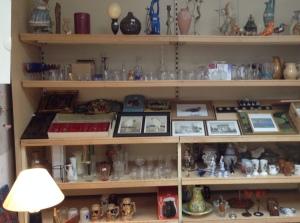 cadres et vases